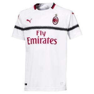 Fußballtrikot AC Mailand Away Kinder