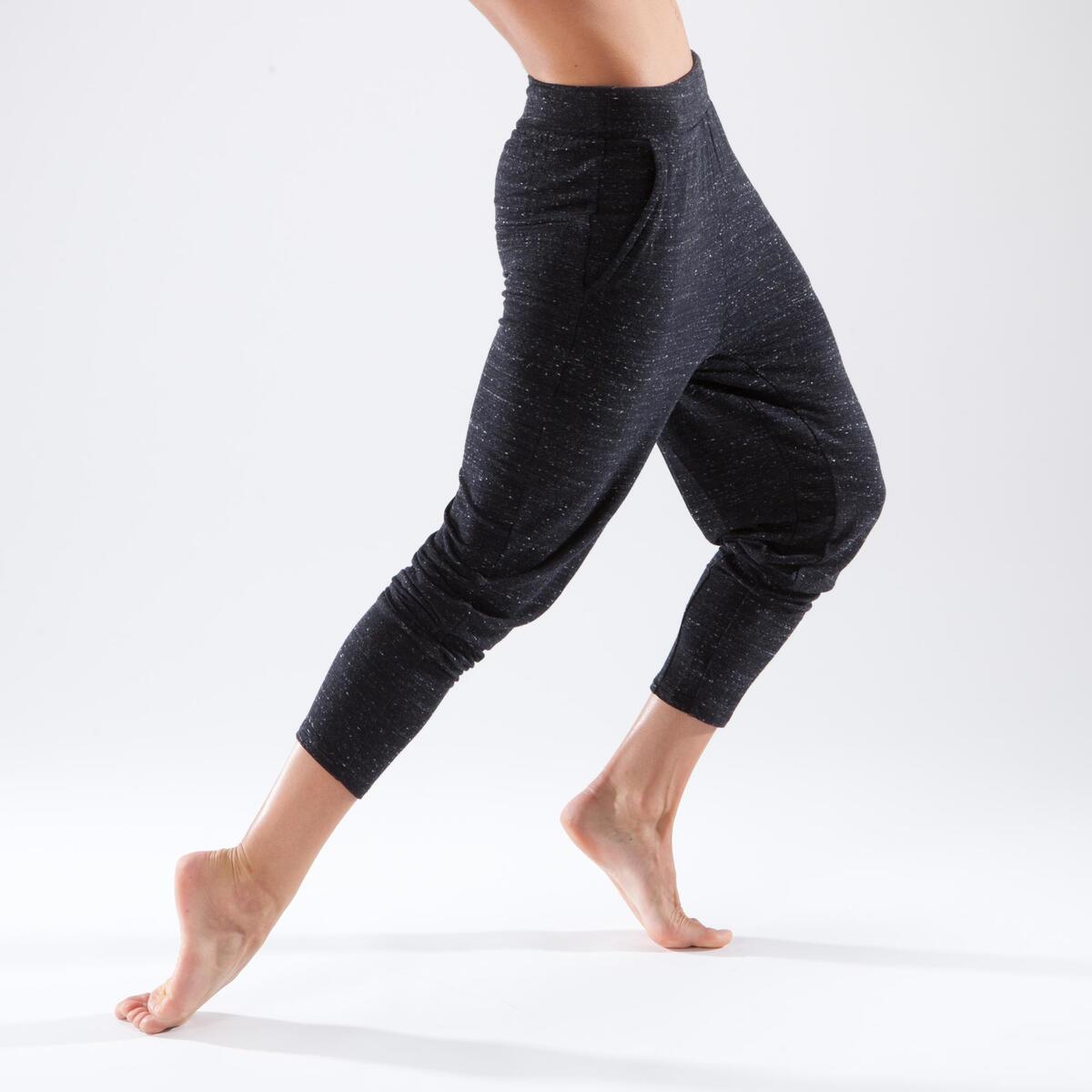 Bild 4 von Tanzhose Karottenform Modern Dance Damen grau meliert