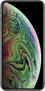 Apple iPhone XS Max mit o2 Free M mit 10 GB spacegrau