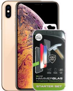 Apple iPhone XS Max mit Starterset mit o2 Free M Boost mit 20 GB