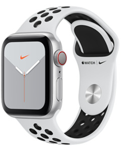 Apple Watch S5 N+ LTE Alu 40 Sport mit o2 Free S mit 1 GB