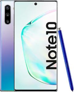 Samsung Galaxy Note10 mit o2 Free S mit 1 GB