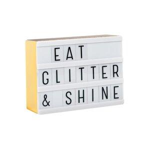 S Mini-Light Box A6 gold