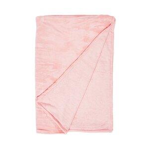 Fleecedecke 150x200 cm rosa