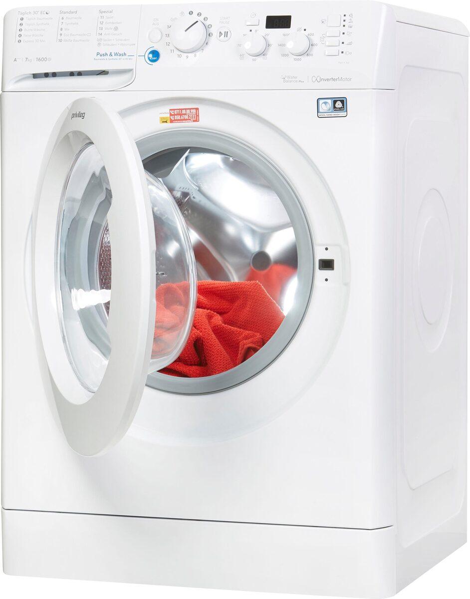 Bild 2 von Privileg Waschmaschine PWF X 763, 1600 U/Min