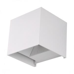 LED-Wandaußenleuchte - Up & Down, eckig