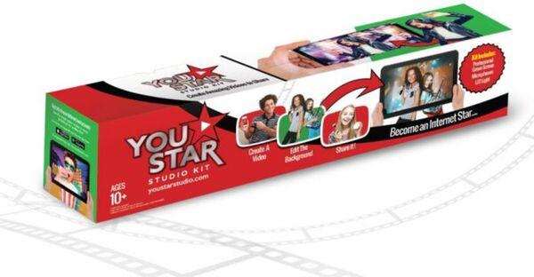 Videos erstellen - ganz einfach mit dem You Star Studio Kit