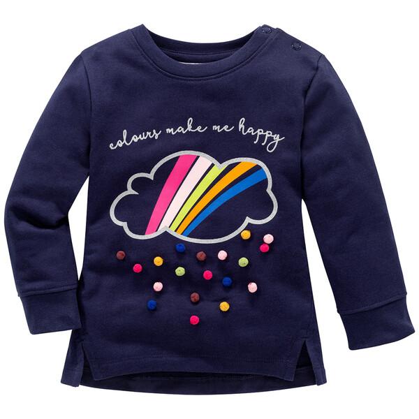 Baby Sweatshirt mit 3D-Motiv