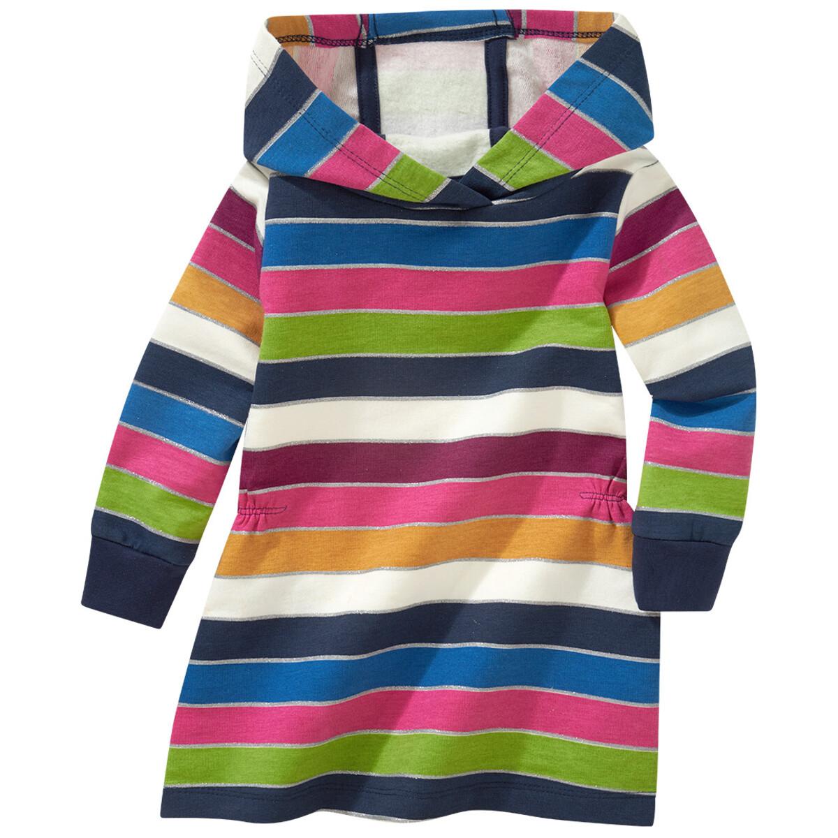 Bild 1 von Baby Sweatkleid mit Kapuze