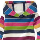 Bild 2 von Baby Sweatkleid mit Kapuze