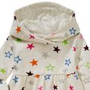 Bild 2 von Baby Sweatkleid mit bunten Sternen allover