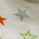 Bild 4 von Baby Sweatkleid mit bunten Sternen allover