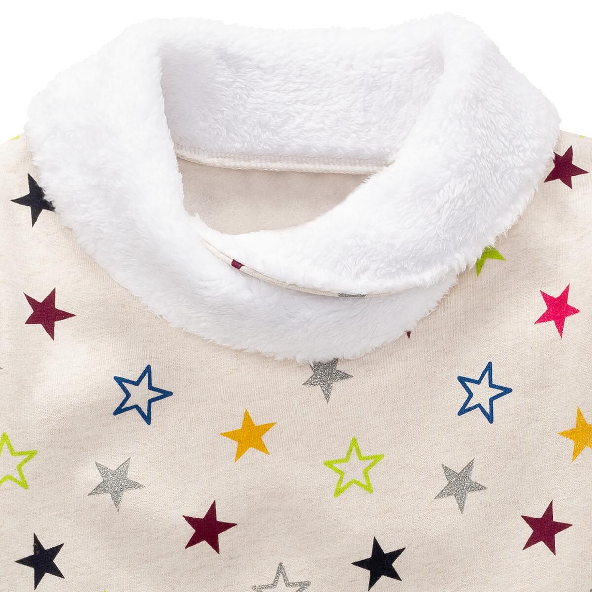 Bild 2 von Baby Sweatshirt mit buntem Sternen-Print