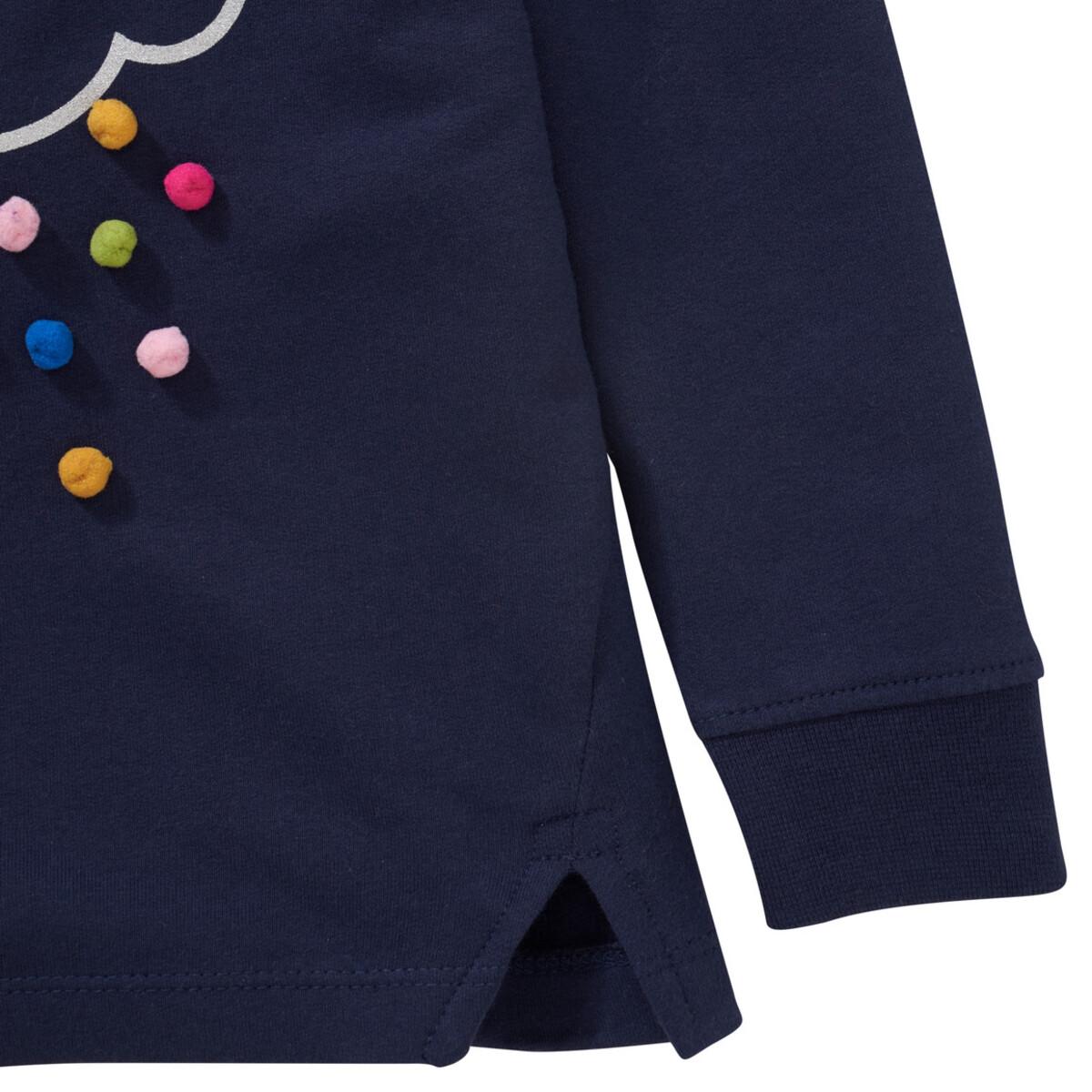Bild 3 von Mädchen Sweatshirt mit 3D-Motiv