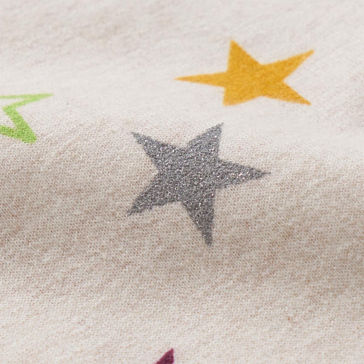 Bild 4 von Mädchen Sweatshirt mit buntem Sternen-Print
