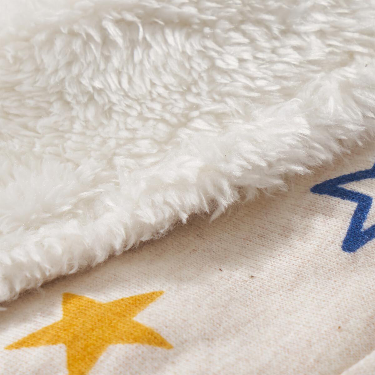 Bild 5 von Mädchen Sweatshirt mit buntem Sternen-Print