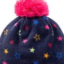 Bild 4 von Mädchen Fleecemütze mit Sternen
