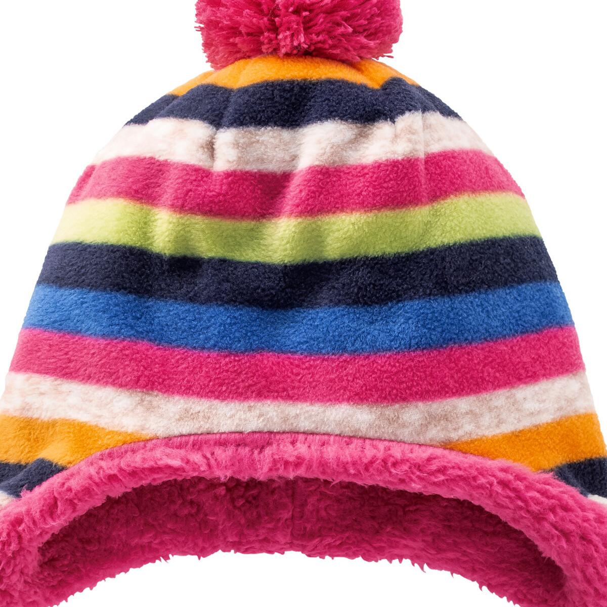 Bild 2 von Baby Fleecemütze mit Pompon