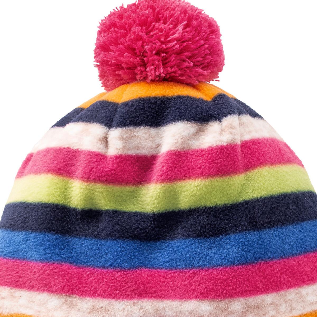 Bild 3 von Baby Fleecemütze mit Pompon