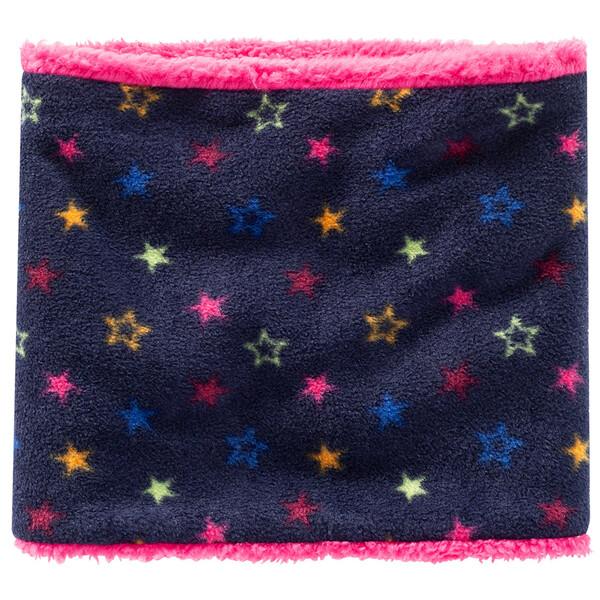 Baby Rundschal mit Sternen