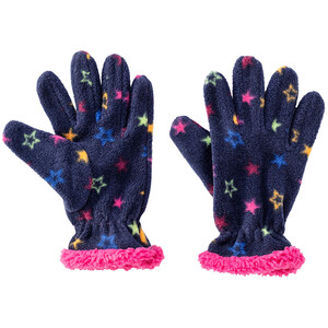 Mädchen Fingerhhandschuhe aus Fleece
