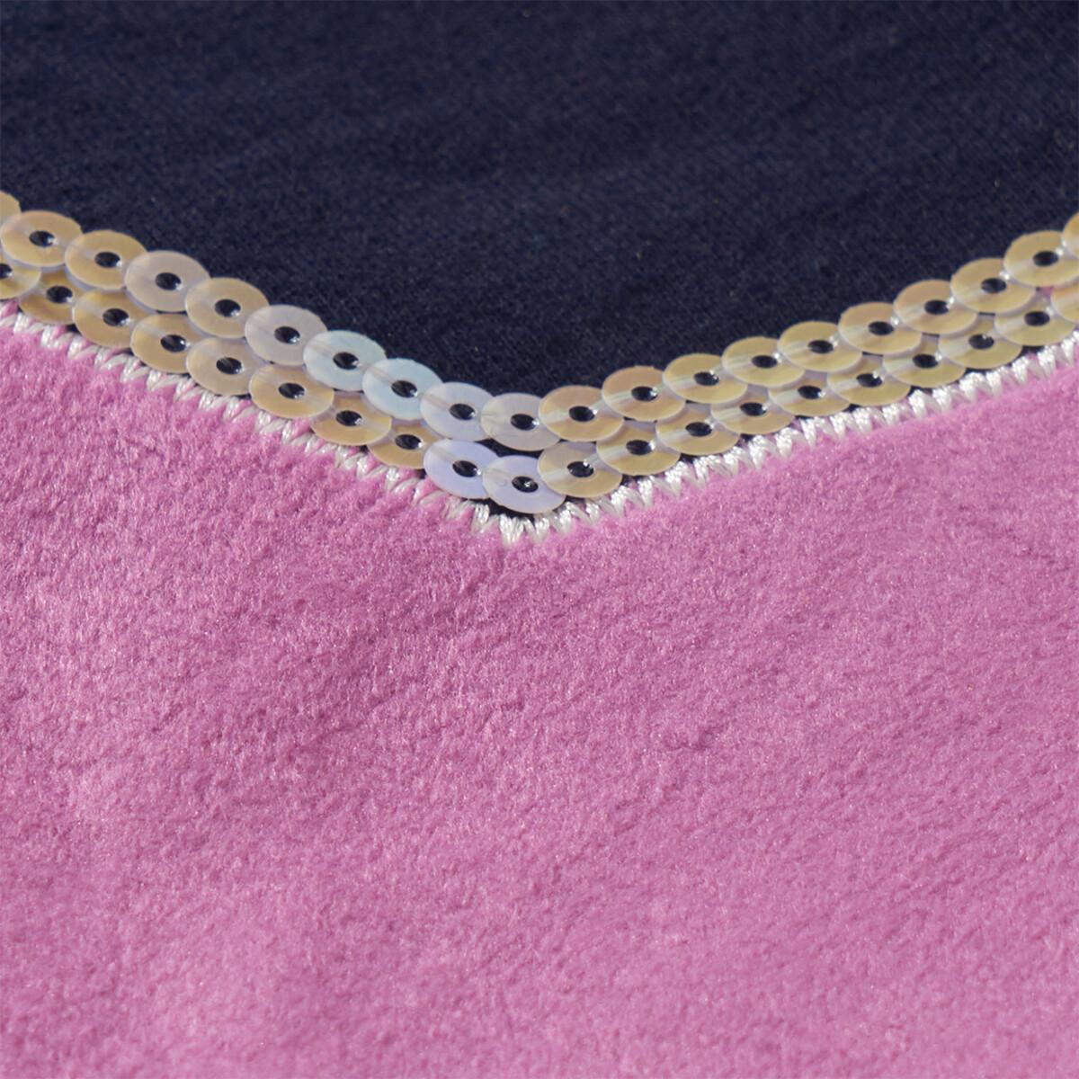 Bild 4 von Mädchen Sweatshirt mit Plüsch-Applikation