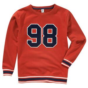 Jungen Sweatshirt im College-Style