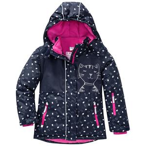 Mädchen Schneejacke mit Kapuze