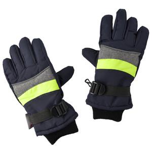Jungen Handschuhe mit Flächenteilern