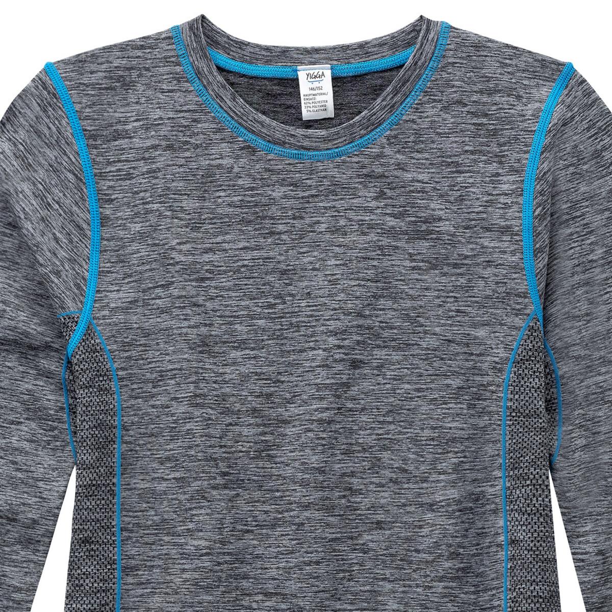 Bild 2 von Jungen Sport-Unterhemd in Seamless-Qualität