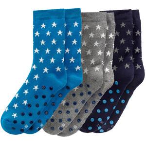 3 Paar Jungen Frottee-Socken mit ABS-Sohle