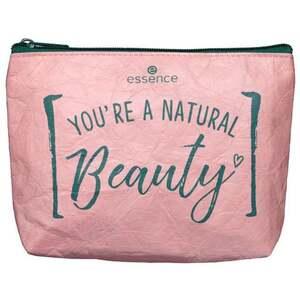 essence natural beauty make-up bag