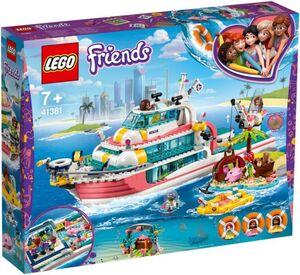 LEGO® Friends 41381 - Boot für Rettungsaktionen