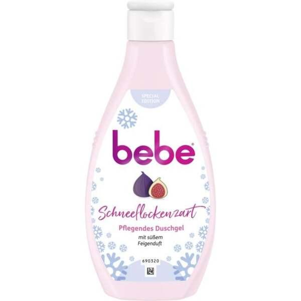 bebe® Schneeflockenkonzentrat pflegendes Duschgel 0.42 EUR/100 ml