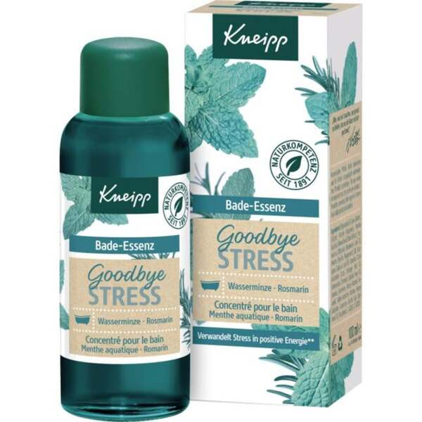 Kneipp Bade-Essenz Goodbye Stress