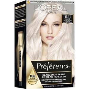 L'Oréal Paris Préférence Coloration 11.11. Island ultra-helles kühles EUR/