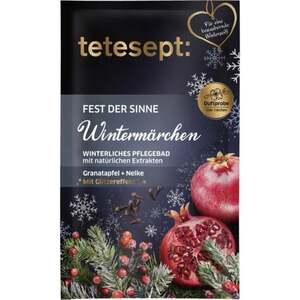 tetesept Fest der Sinne winterliches Pflegebad Wintermä 1.65 EUR/100 g