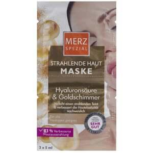 Merz Spezial strahlende Haut Maske 6.90 EUR/100 ml