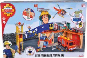 Feuerwehrmann Sam - Feuerwehr Station XXL