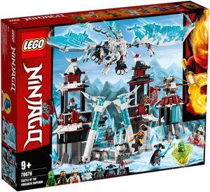 LEGO® NINJAGO® 70678 - Festung im ewigen Eis
