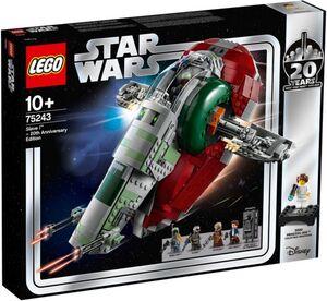 LEGO® Star Wars (TM) 75243 - Slave I(TM) - 20 Jahre LEGO Star Wars