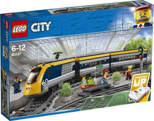 LEGO® City Trains 60197 - Personenzug