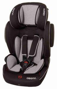 Osann - Auto-Kindersitz - Flux Isofix - grey melange - Gruppe 1/2/3