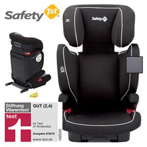 Kindersitz RoadFix Gruppe 2/3 (für Kinder von 9 - 36 kg), höhenverstellbare Kopfstütze, versch. Dessins