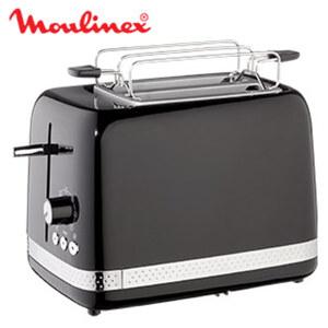 Toaster LT3018 Soleil • elektron. Bräunungsgradkontrolle • autom. Brotscheibenzentrierung • Brötchenröstaufsatz