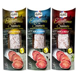 Französische Premium-Salami versch. Sorten, jede 200/220-g-SB-Packung