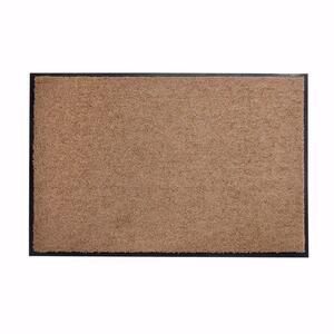 acerto® Schmutzfangmatte ZANZIBAR beige 40x60cm
