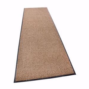 acerto® Schmutzfangmatte ZANZIBAR beige 60x180cm