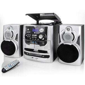 Dual Stereo Mini-System mit Radio/CD-Wechsler/USB