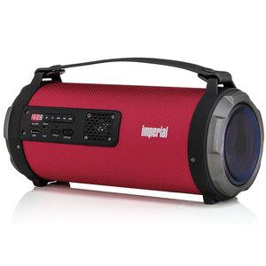 Imperial XXL-Bluetooth-Lautsprecher Beatsman 3, Rot